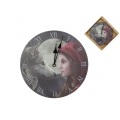 Moonstruck Clock (Lisa Parker)