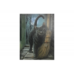 Brush with Magic Canvas Print (Lisa Parker)