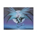 Moonstone Canvas Print (Anne Stokes)