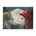 Moonstruck Canvas Print (Anne Stokes)