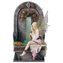 Fairy Wishing Well Figurine (Selina Fenech)