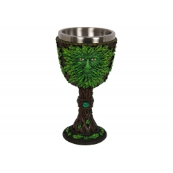 Green Tree Man Goblet (Lisa Parker)