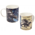 Rock Dragon Mug (Anne Stokes)