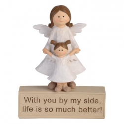 """By My Side"" Inspirational Adoring Angels"