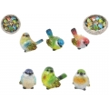 Marble Birds & Nest Display Pack (Small)