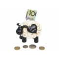 """Love Ewe"" Sheep Money Box"