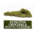 Floating Crocodile Head (Medium)