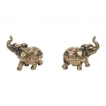 Gold Plated Lucky Elephant (Small)