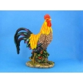 Rooster on Garden Base (Large)