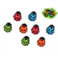 Marble Ladybugs & Lily Pad Display Pack (Small)