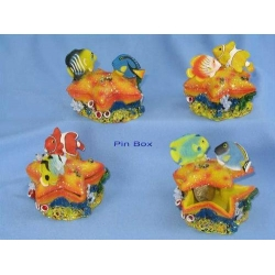 Fish Pin Box