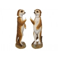 Cheeky Bobble Head Rude Finger Meerkat (Large)