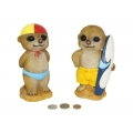 Cute Meerkat Money Box
