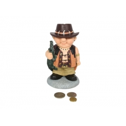 Croc Hunter Money Box