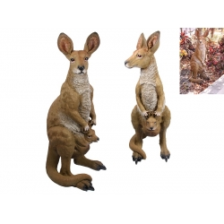 Kangaroo with Joey in Pouch (Large)