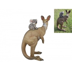 Kangaroo with Koala on Back (Large)