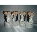 Bride & Groom Pin Box