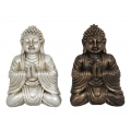 Praying Rulai Buddha Wall Plaque
