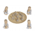 Praying Boy Monks Display Pack