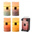 LED Flameless Scented Wax Candle in Gift Box