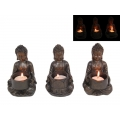Rulai Buddha Tealight Candle Holder