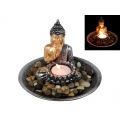 Buddha Candle Holder Zen Garden