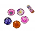 Scented Flower Candles Gift Pack (10pc)
