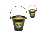 Citronella Flavour Candle in Bucket