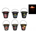 """After Dark"" Scented Candle in Bucket"