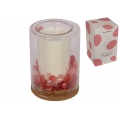 Energy Crystal Pomegranate Noir Candle (160gm)