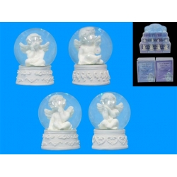 Cherub Water Ball Gift Box