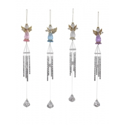 Acrylic Angel Wind Chime