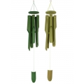 Natural Green Bamboo Wind Chime