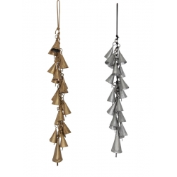Brass 20pc Bells Wind Chime