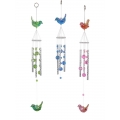 Acrylic Bird Wind Chime