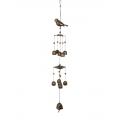 Bird & Brass Bells Wind Chime