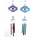 Butterfly Spinner Wind Chime