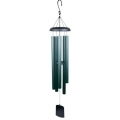 Column Tuned Wind Chime (Green)