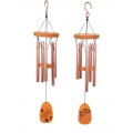 Dolphin/Turtle Copper Wind Chime