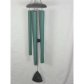 Green Tuned Wind Chime (Large)