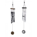 Yin Yang Wind Chime (Small)