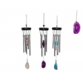Agate & Gemstones Wind Chime