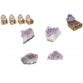 Amethyst Cluster in Gift Box