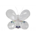 Crystal Butterfly & Diamond Base Gift Box