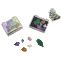 Geode Pieces in Gift Box (6pc/Box)