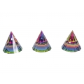 Crystal Diamond Cut Pyramid & Paperweight