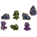 Baby Dragons & Geode Cave Display Pack