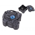 Celtic Dragon Cross & Blue Eye Box