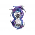 Dragon with Glass Sand Timer (Large)