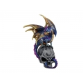 Dragon Guardian on Grey Skull (Large)